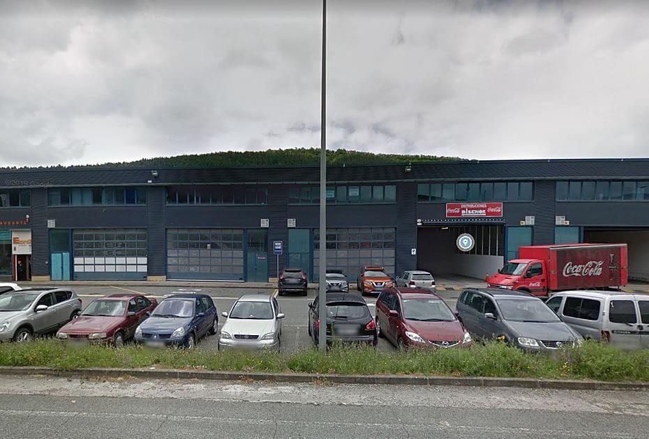 Alquiler de nave industrial en Arre